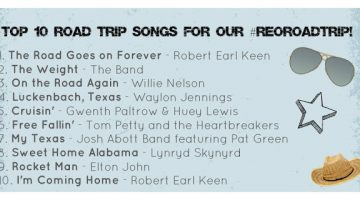 Top 10 Songs for a Road Trip with the #Toyota Highlander