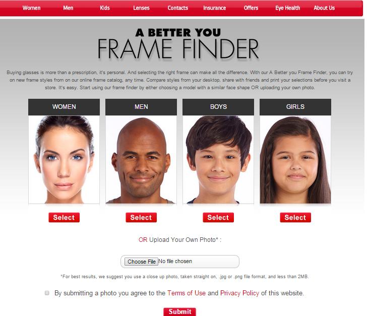 best frames for you visionworks