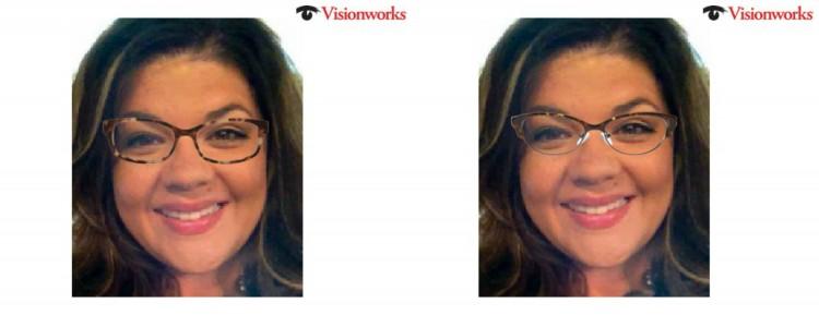 visionworks mamachallenge frames