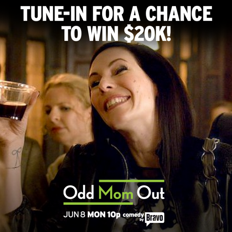 Odd Mom Out Tune it to Win