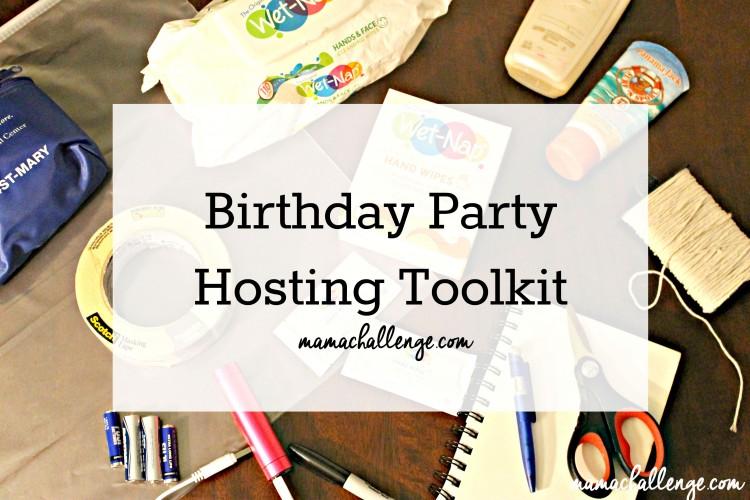 Birthday Party Toolkit