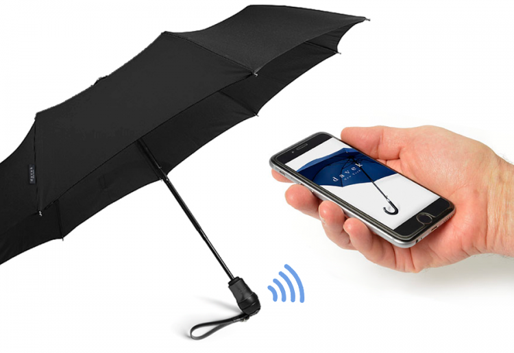 bluetooth-umbrella