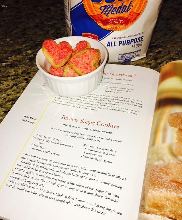 V Day - Recipe