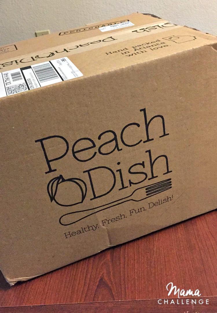 Peach-Dish