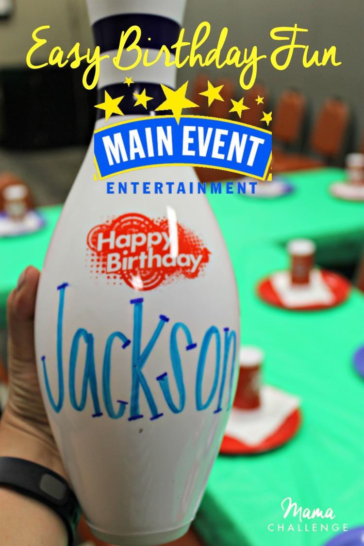Main Event Birthday