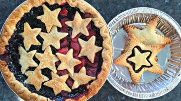 Red, White and Blue:  July 4th Treats