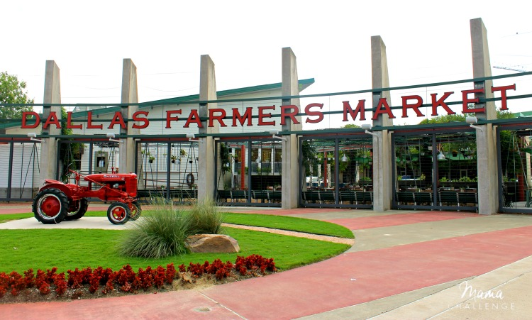 Dallas Farmers Market