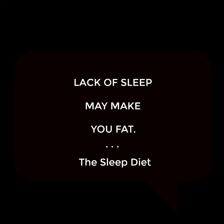 The Sleep Diet