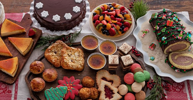 Yule Love the Holidays with La Madeleine