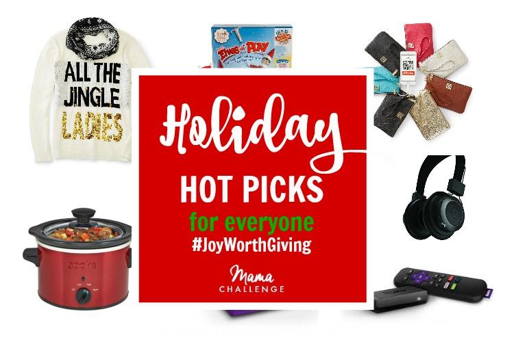 Holiday Hot Picks