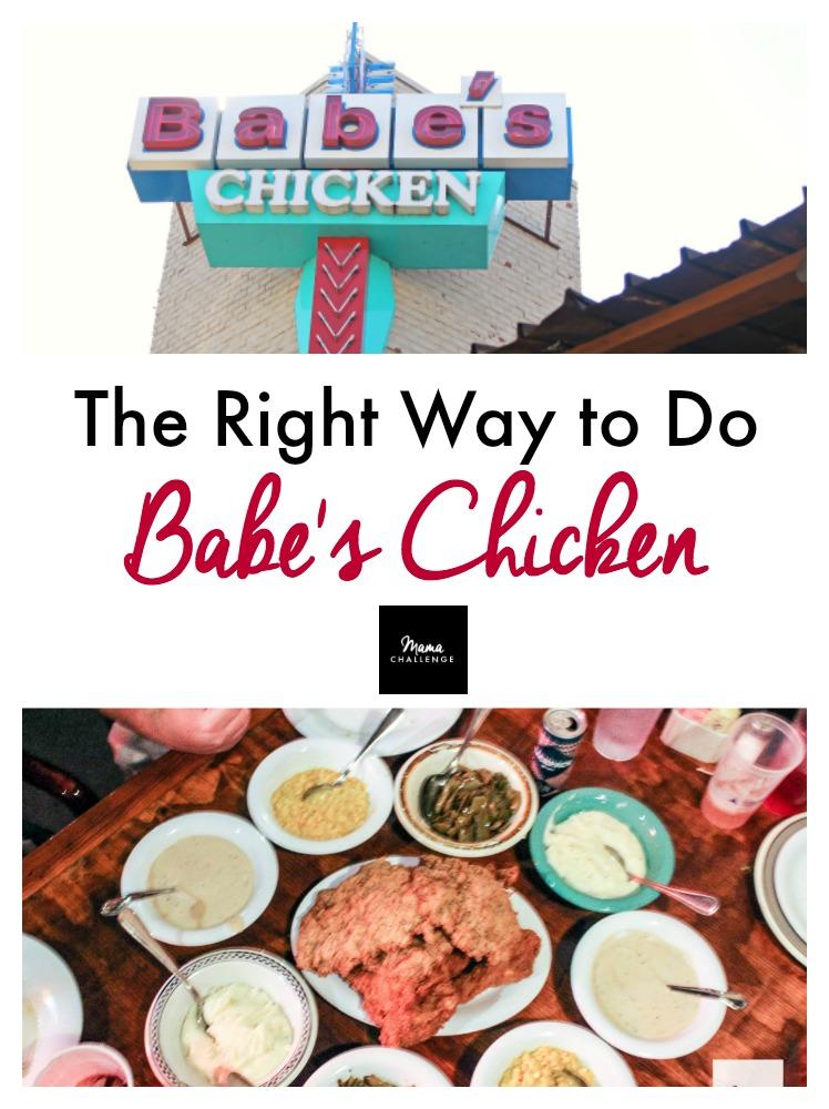 Babe-Chicken
