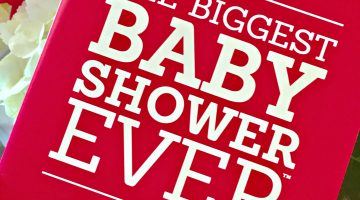 GO: Biggest Baby Shower Ever (Win a 4Moms bounceRoo!)