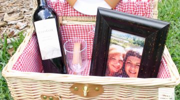Picnicking with Pinots: Napa Valley Moms Trip {Win $25 JCPenney Gift Card}