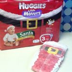Huggies Launches New Santa Diapers
