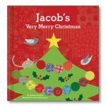 Stuff the Stocking with I See Me Personalized Books