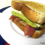 Food Friday: Texas Turkey Club Burger {Recipe} and {Giveaway}