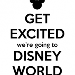 We Are to Going Disney World…NOW WHAT?
