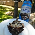 Enjoy the Sweet Life with Quick Almond Joy Brownies #WhatsYourID