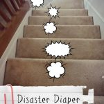 Disaster Diaper Diaries: How Huggies Slip-Ons Saved Us + $25 Target Giftcard {Giveaway}