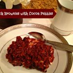 Yabba – Dabba – Doo!  Bedrock Brownies {Recipe}