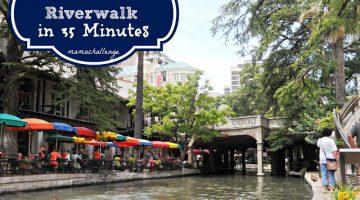 See the San Antonio Riverwalk in 35 Minutes #ReoRoadTrip