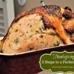 Three Steps To a Turkey Touchdown This Thanksgiving