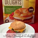 "DIY Healthy ""Drive-Thru"" Makes Breakfast Delightful with Jimmy Dean Delights {Free Printable}"