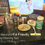 Easy, Natural Spring Cleaning Tips from Mama Challenge on TV