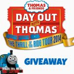 Win Tickets to Day Out with Thomas: The Thrill of the Ride Tour 2014  {Giveaway}