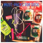 Last-Minute Must Pack Items for SXSW