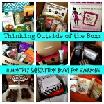 11 Monthly Subscription Boxes For Everyone {As Seen on TV}