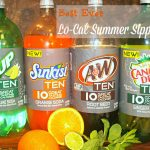 Lo-Cal Summer Sippin' Recipes #TENways
