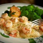 Fish Friday: Celebrating Lent with Baked Tilapia with Shrimp from Olive Garden {Recipe}