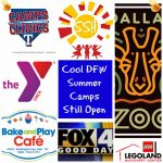 Cool Summer Camps You Can Still Get Into! {As Seen on Fox Good Day)