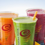 Juice Me, Baby with New Juice Blends at Jamba Juice