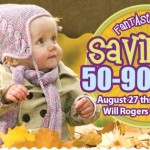 Save $ on B2S w/ JBF, Aug. 20 – Sept. 6 {Win a Gift card}