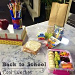 Easy & Quick Back-to-School COOL Lunch Ideas