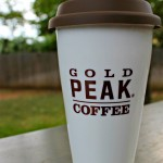 Experience a Sip of Home with Gold Peak Coffee