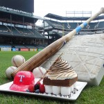 Texas Rangers Score a Home Run with Limited Offering of S'mores Chocolate Pie
