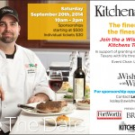 Experience Fort Worth's Best Homes & Food at A Wish with Wings Kitchens Tour {Win}
