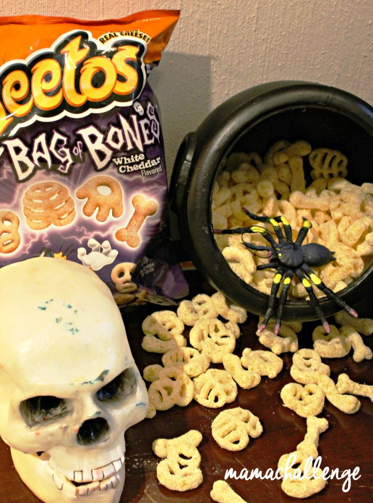BagofBones #CheetosHalloween #Ad