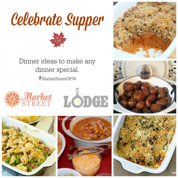 Celebrate Supper #MarketStreetDFW #Ad