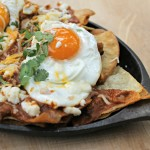 Breakfast South of the Border with Texas Chilaquiles