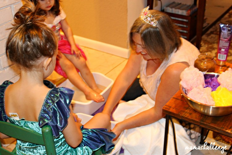 Pedicure#DisneyBeauties#Cbias#Shop