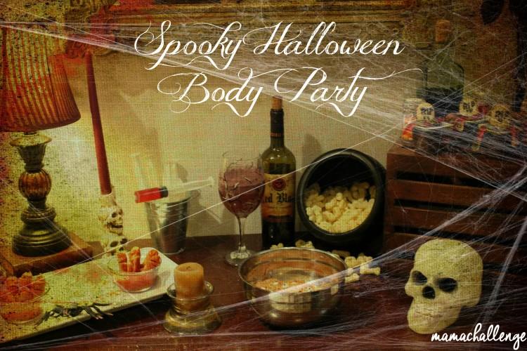 Spooky Halloween Body Party #CheetosHalloween #Ad