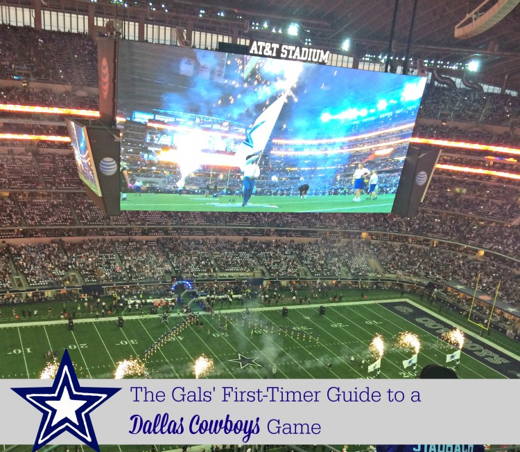 The Gals' First-Timer Guide to a Dallas Cowboys Game