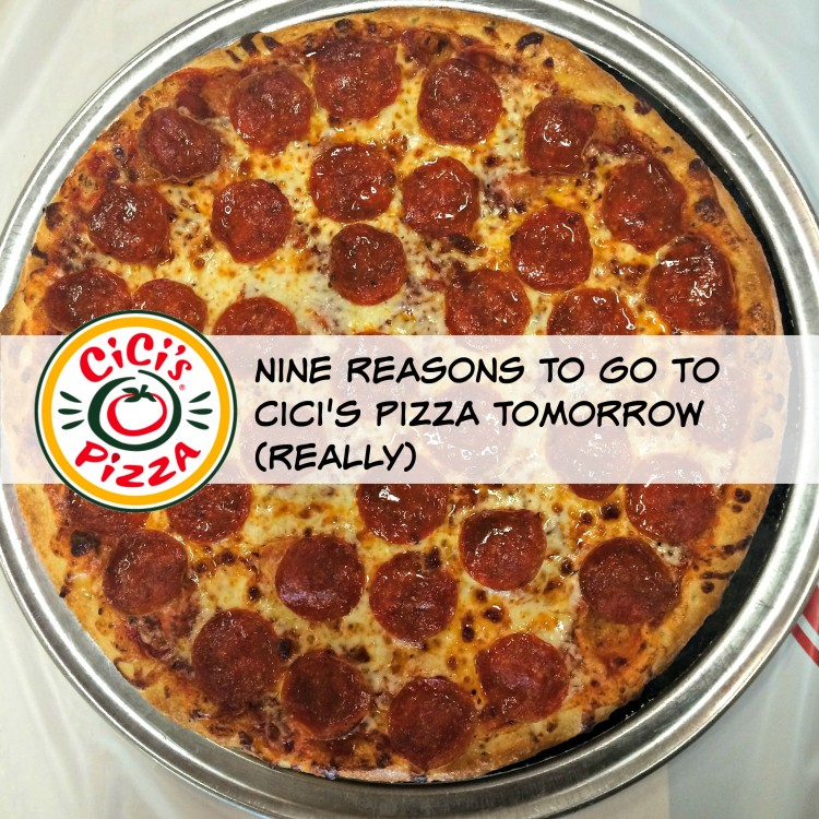 cicis pizza gluten free