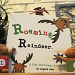 Move Over Elf on a Shelf…Roaming Reindeers are Here! {Giveaway}