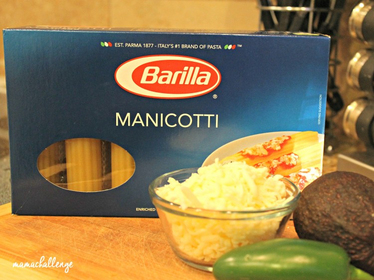 chicken-enchiladas-twist-mexican-manicotti-Barilla#ad