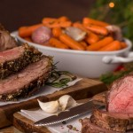 Ring in the New Year with Prime Rib {Recipe}
